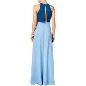NWT Jill Jill Stuart Pop Over Evening Gown Sz 4